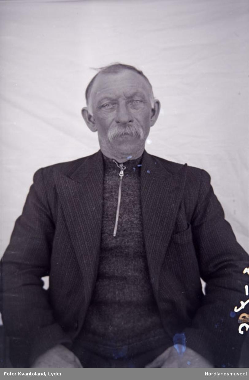 Kvantolands protokoll: Johan Korneliussen, Austerelv