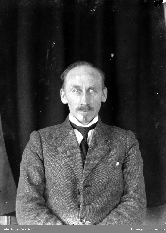 Portrett, ID-bilde