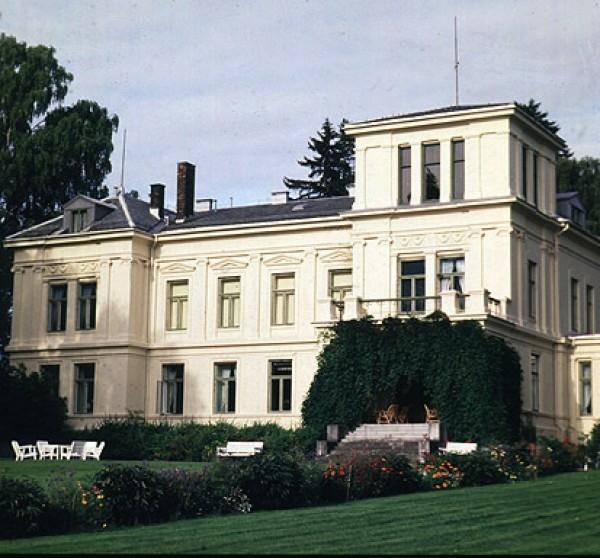 Atlungstad g rd digitaltmuseum for Villa wedel