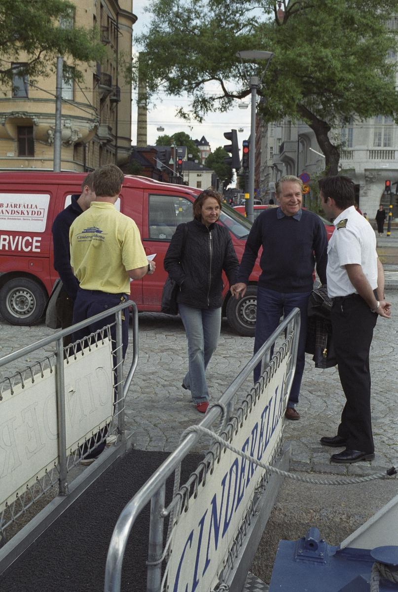 Skärgårdsprojektet 2003-2004 Fotodatum 17-21 juni 2003 CINDERELLA