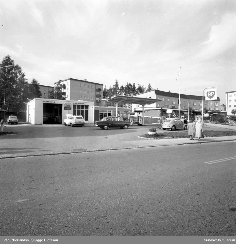 BP-macken i Timrå, Vifsta.
