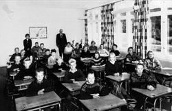 Marnardal skole 1963