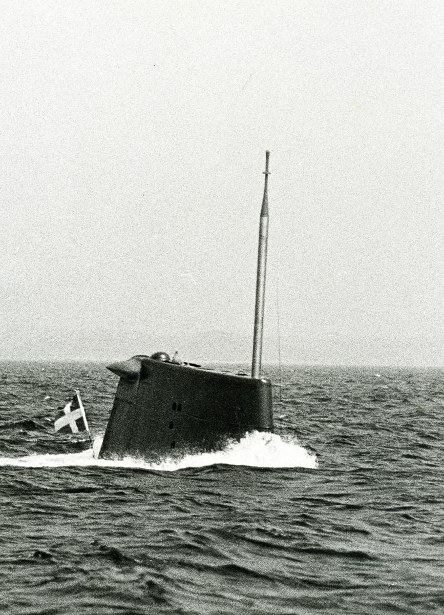 Tornet på U-båten