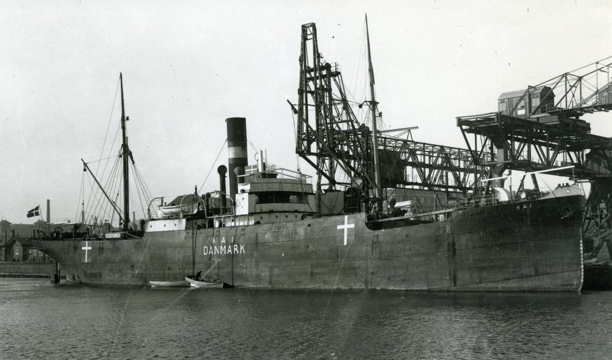 Ägare:/1921-41/: Dampskibs A/S Myren. Hemort: Köbenhavn.