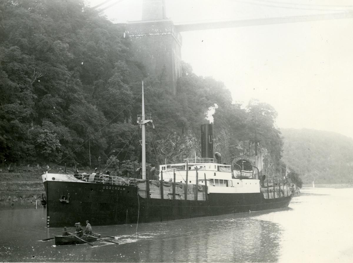 Ägare:/1929-54/: Uddeholms AB. Hemort: Uddeholm.