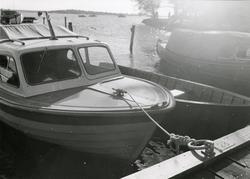 Knoptraditionen i Västerviks småbåtshamn.