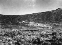 Hustadstølen i Mørkedalen i Hemsedal i 1947