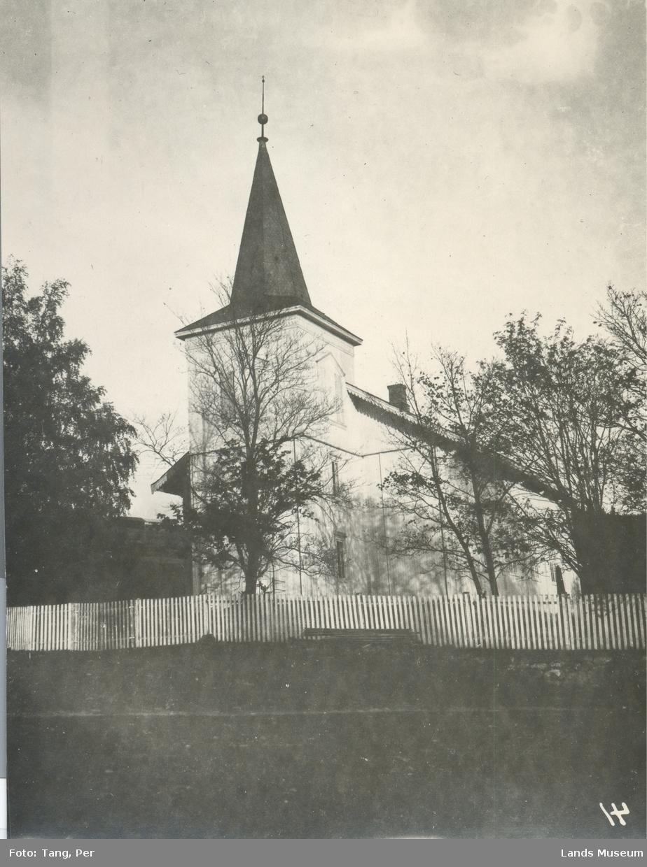 Foto Østsinni kirke