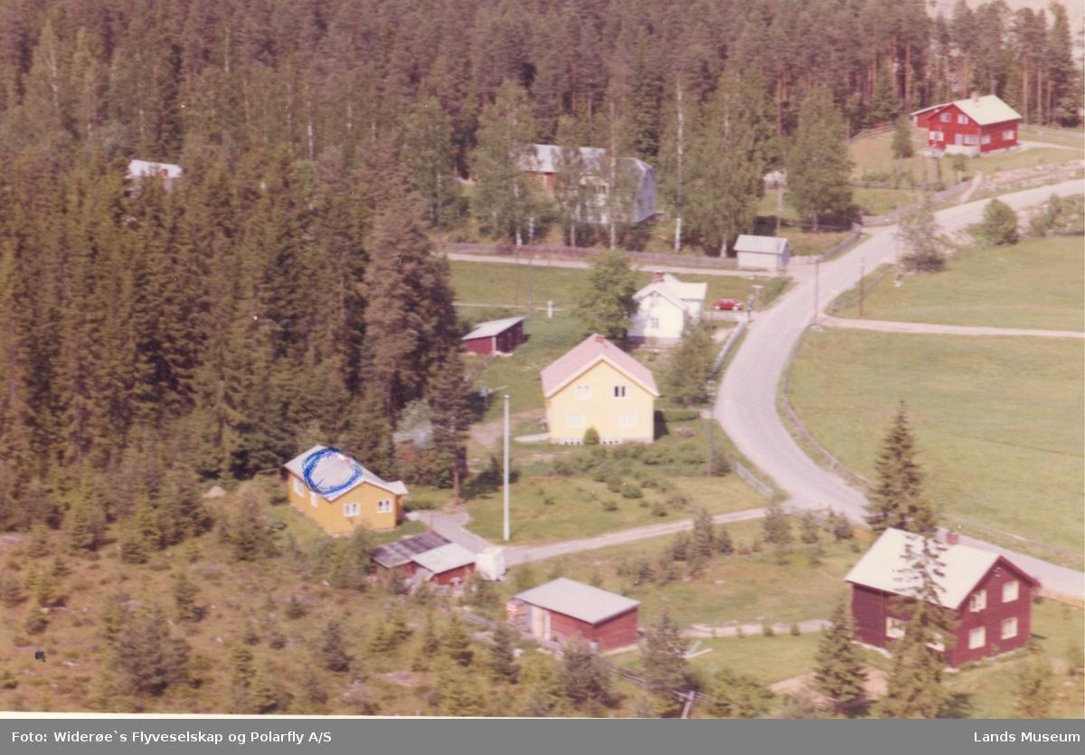 Flyfoto Torpavegen, Snertin