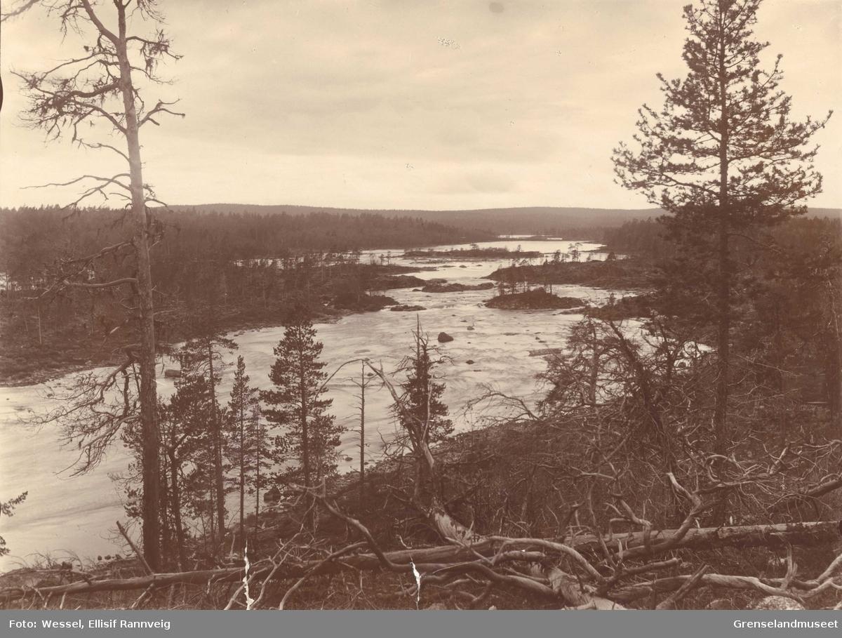 Grensefoss (Rajakoski) i Pasvik