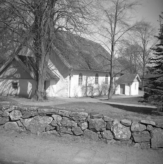 Torslanda socken, Torslanda kyrka.