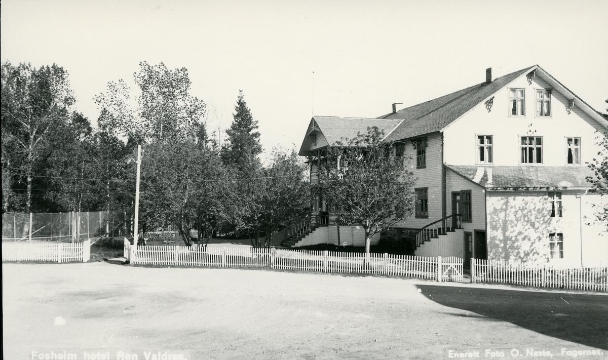 Fosheim hotell, Røn