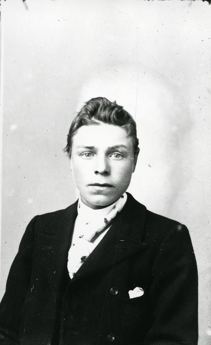 Portrett av Ola Eriksen Hømanberg, Strand i Nord-Aurdal