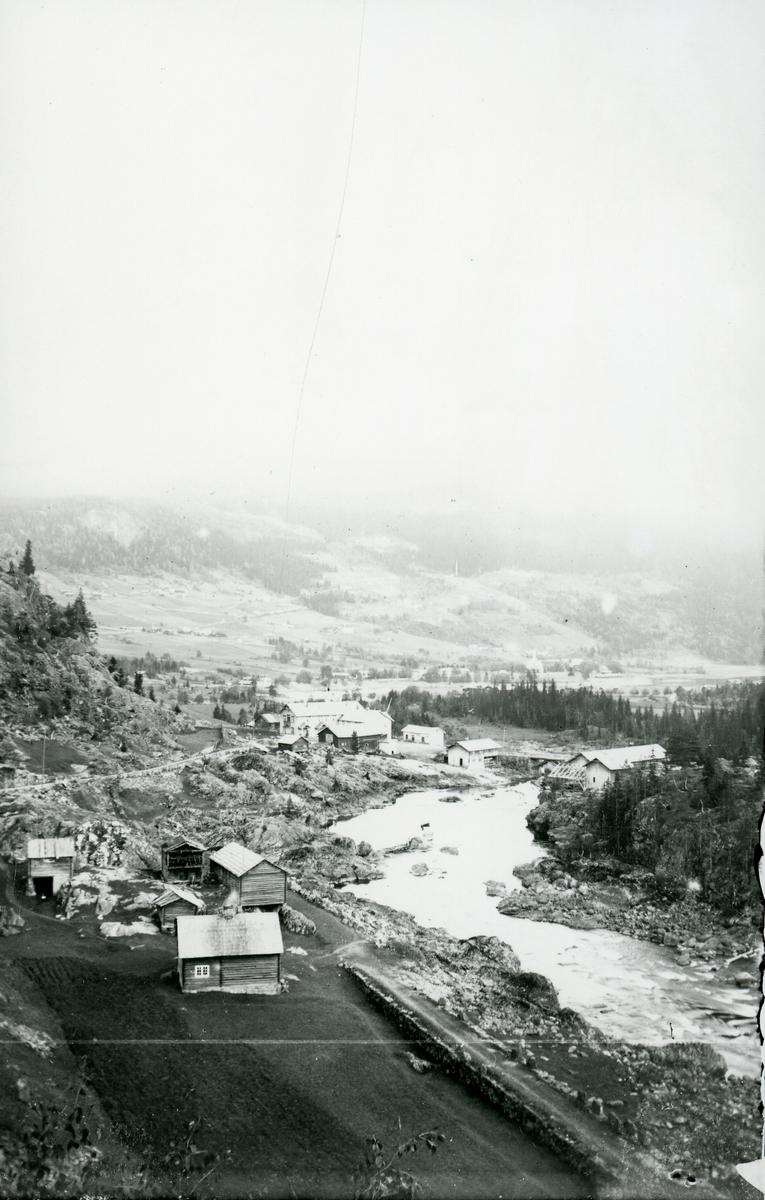 Bagn, Sør-Aurdal i Valdres.