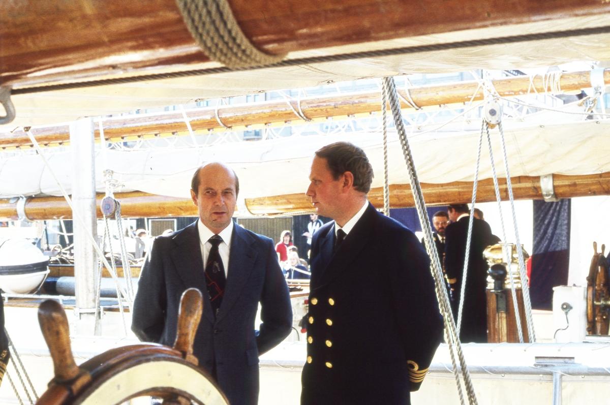 Män ombord