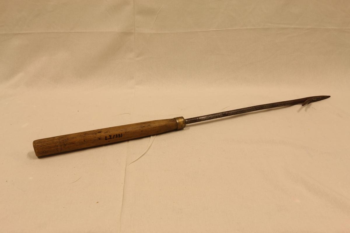 Var mye i bruk ca 1935-45. Vigmostad.