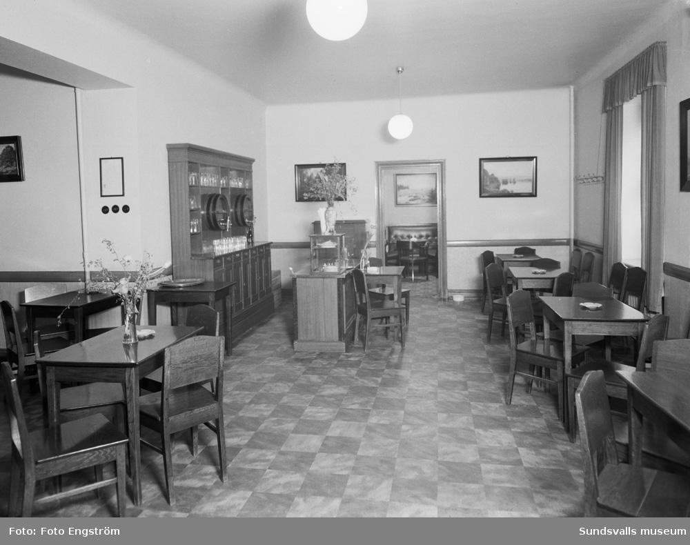 Kafébolaget. Rådhusgatan 13.
