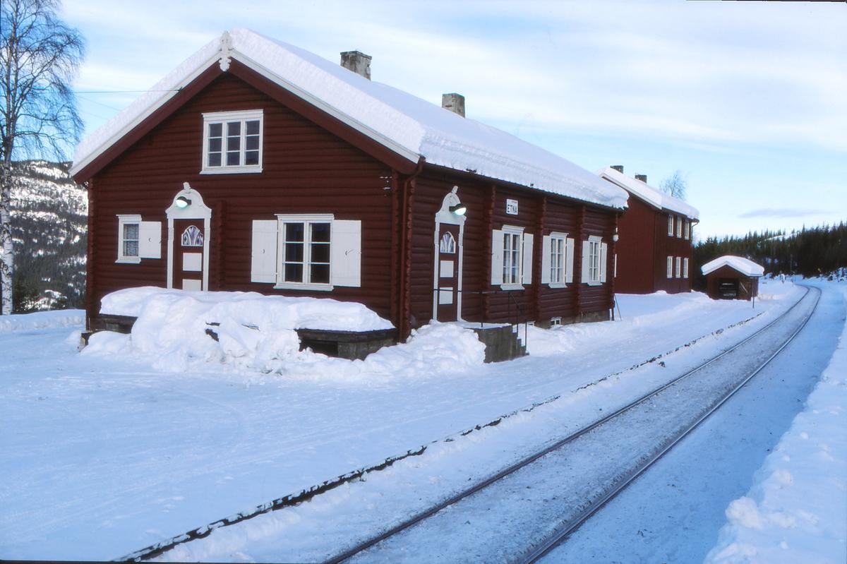 Etna stasjon, Valdresbanen.