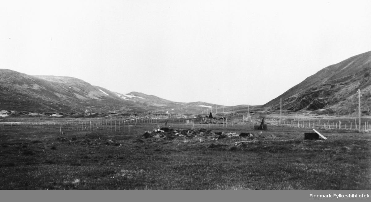 Skjøtningberg etter 2. verdenskrig.