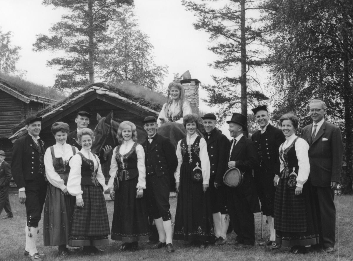 Utflytterdagen,Glomdalsbruden 1963