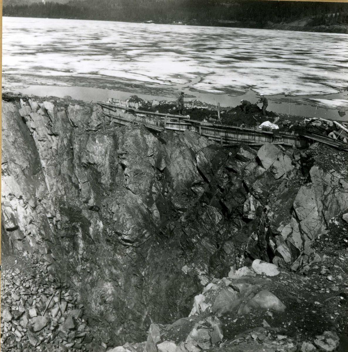Inntak og dam. Våmar vatn + Kåsvatn (16)