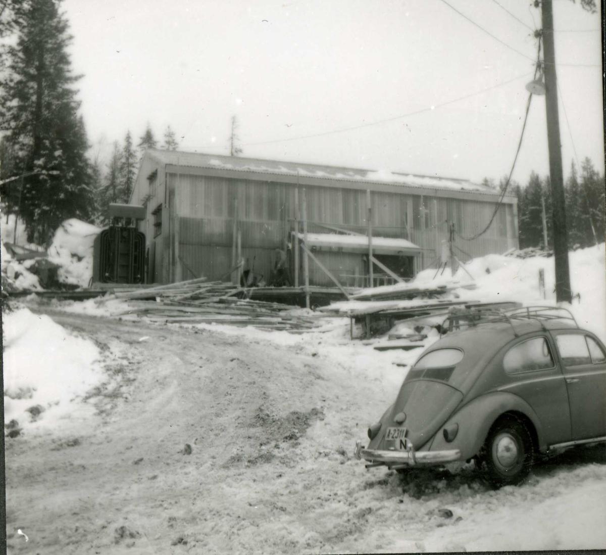 185-1 Hyllandsfossen kraftverk