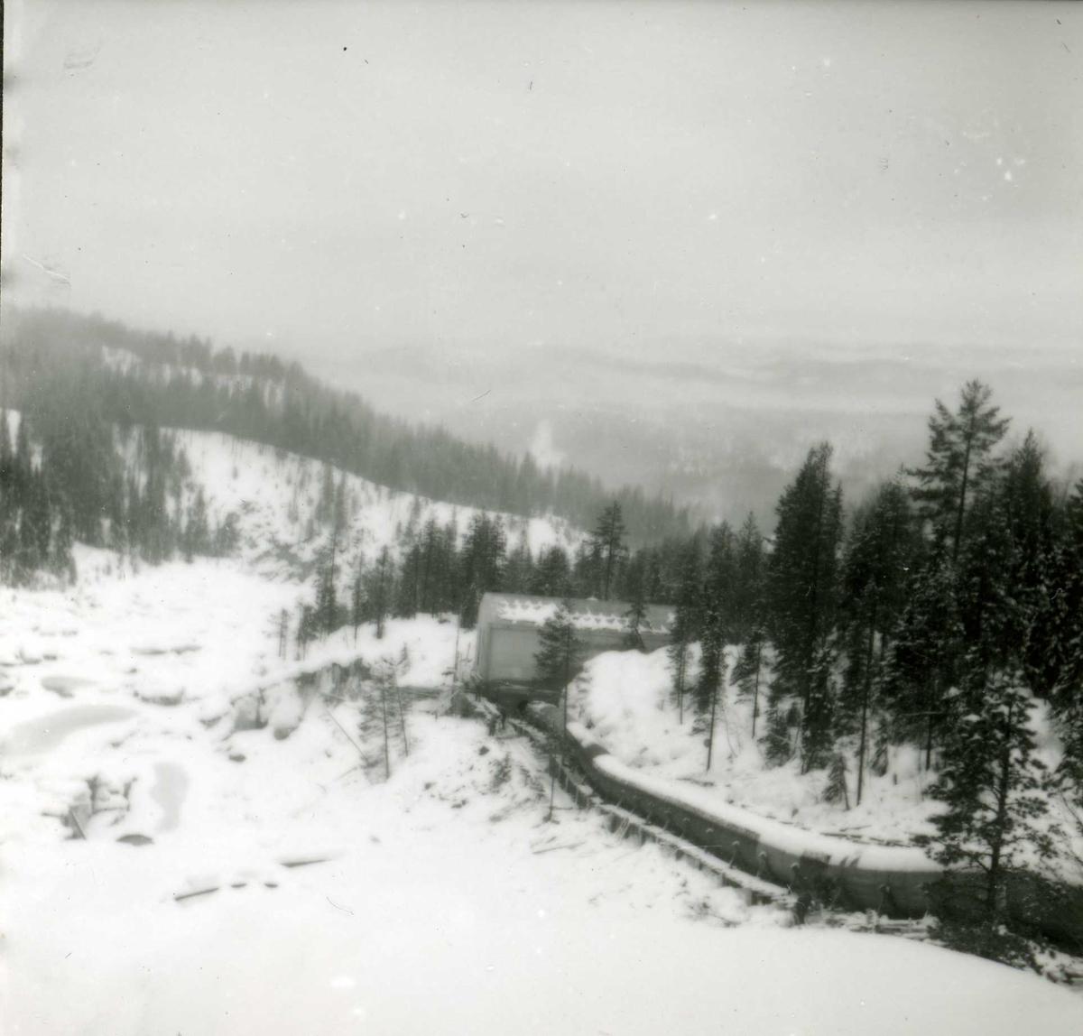 185-2 Hyllandsfossen kraftverk