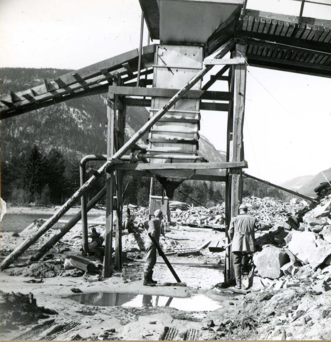 Dalen 18, betong mai 61