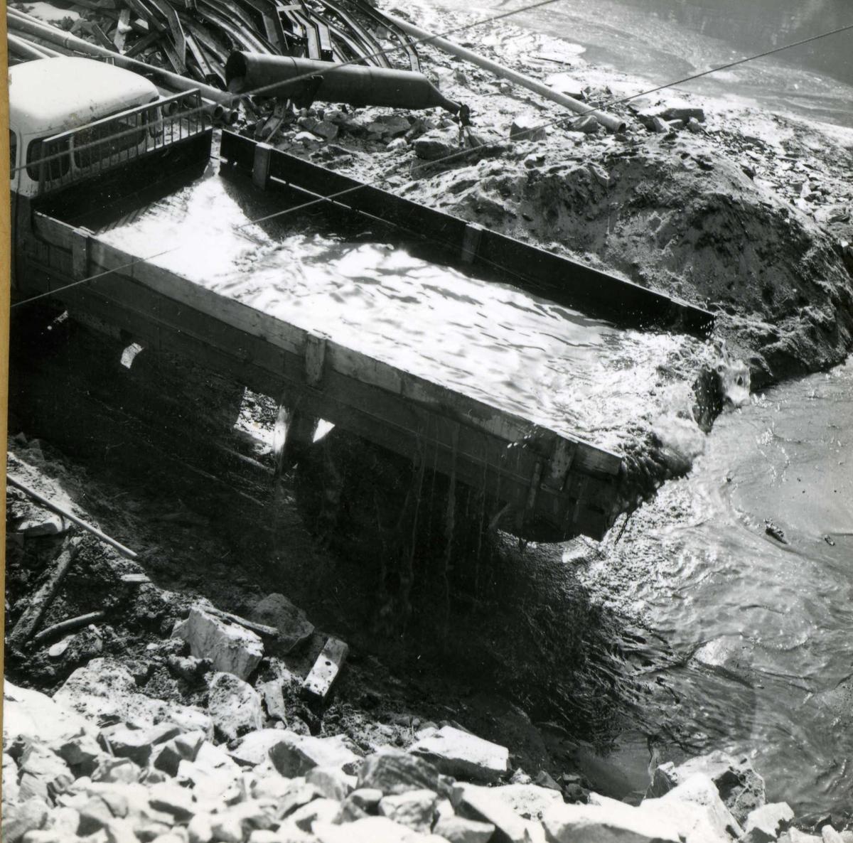 Dalen 63, betong