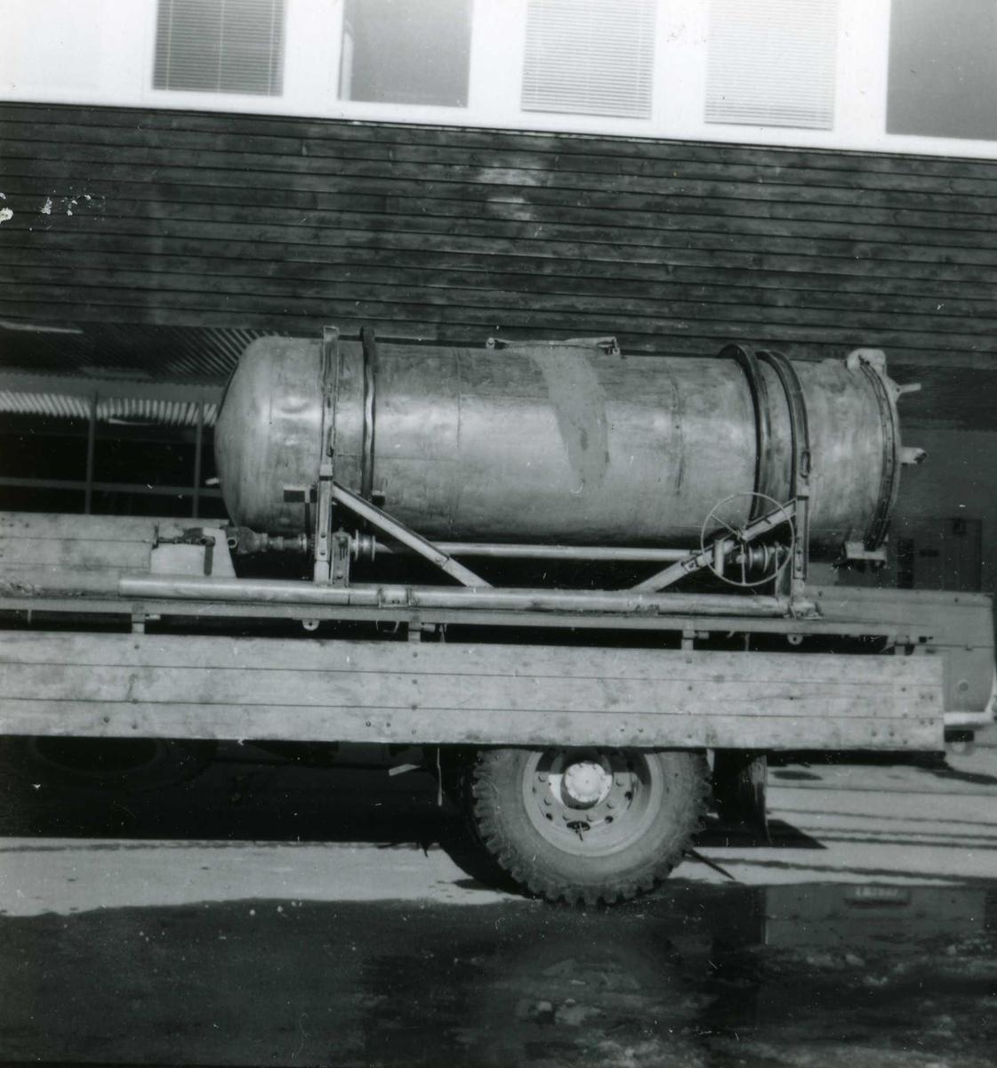 Dalen 88, betong