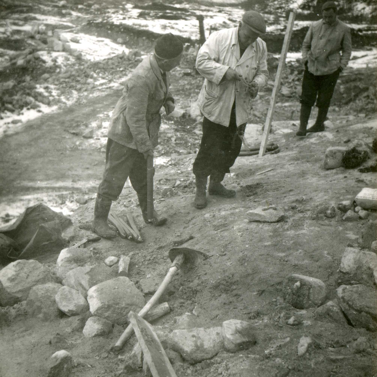 Songa 130, høsten 1959
