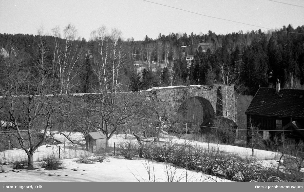Rester av Ljansviadukten