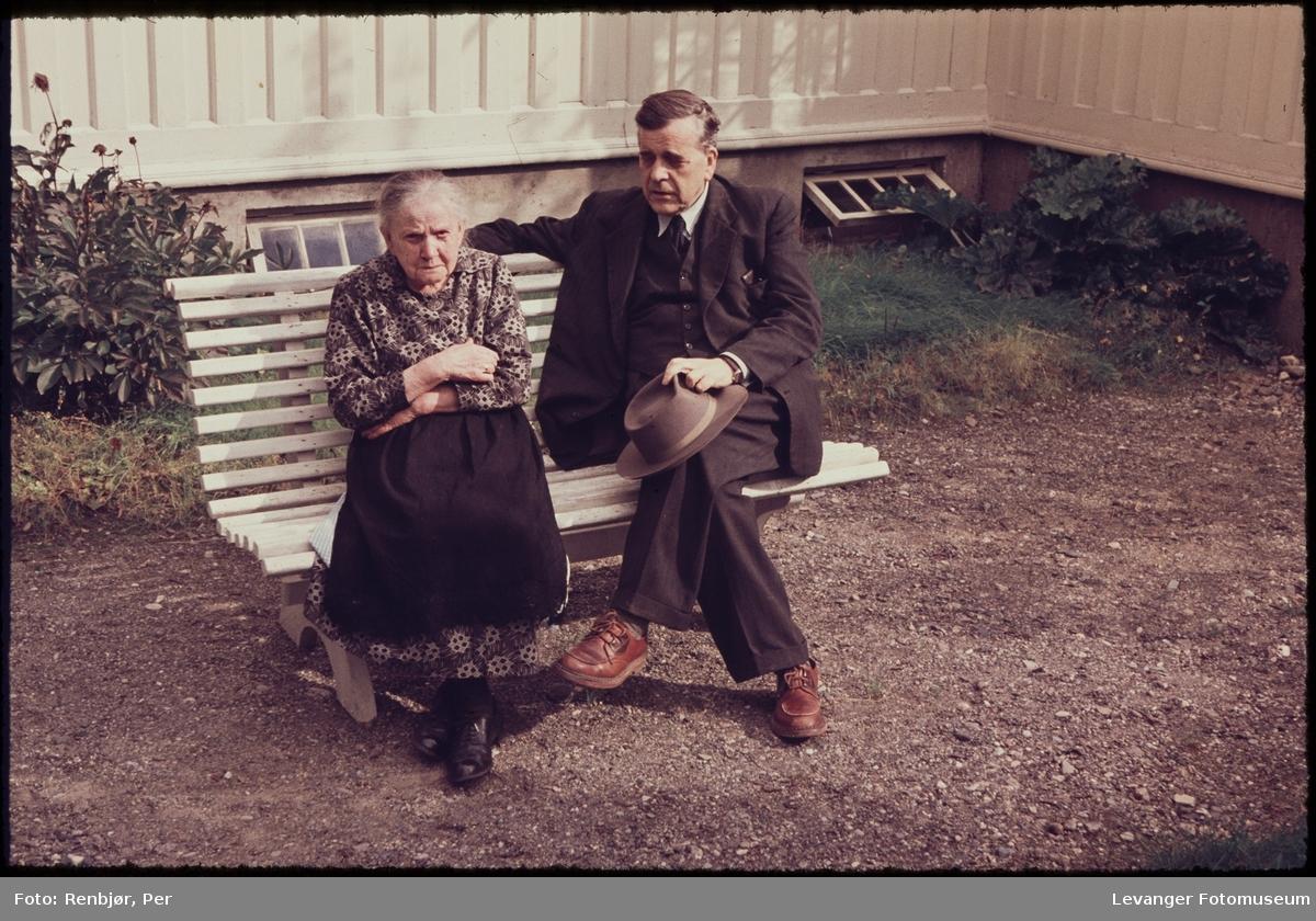 Helga og Harald Renbjør