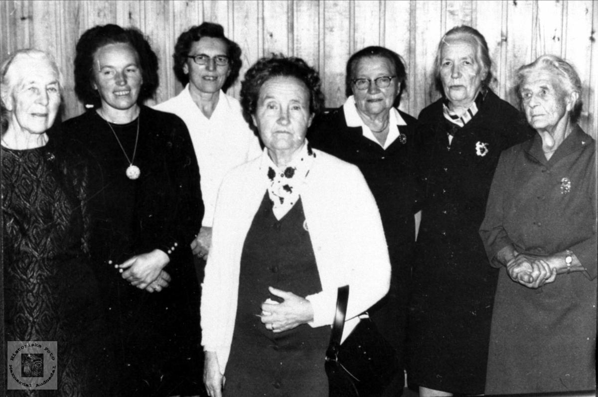 Personar fra Austheia i Bjelland