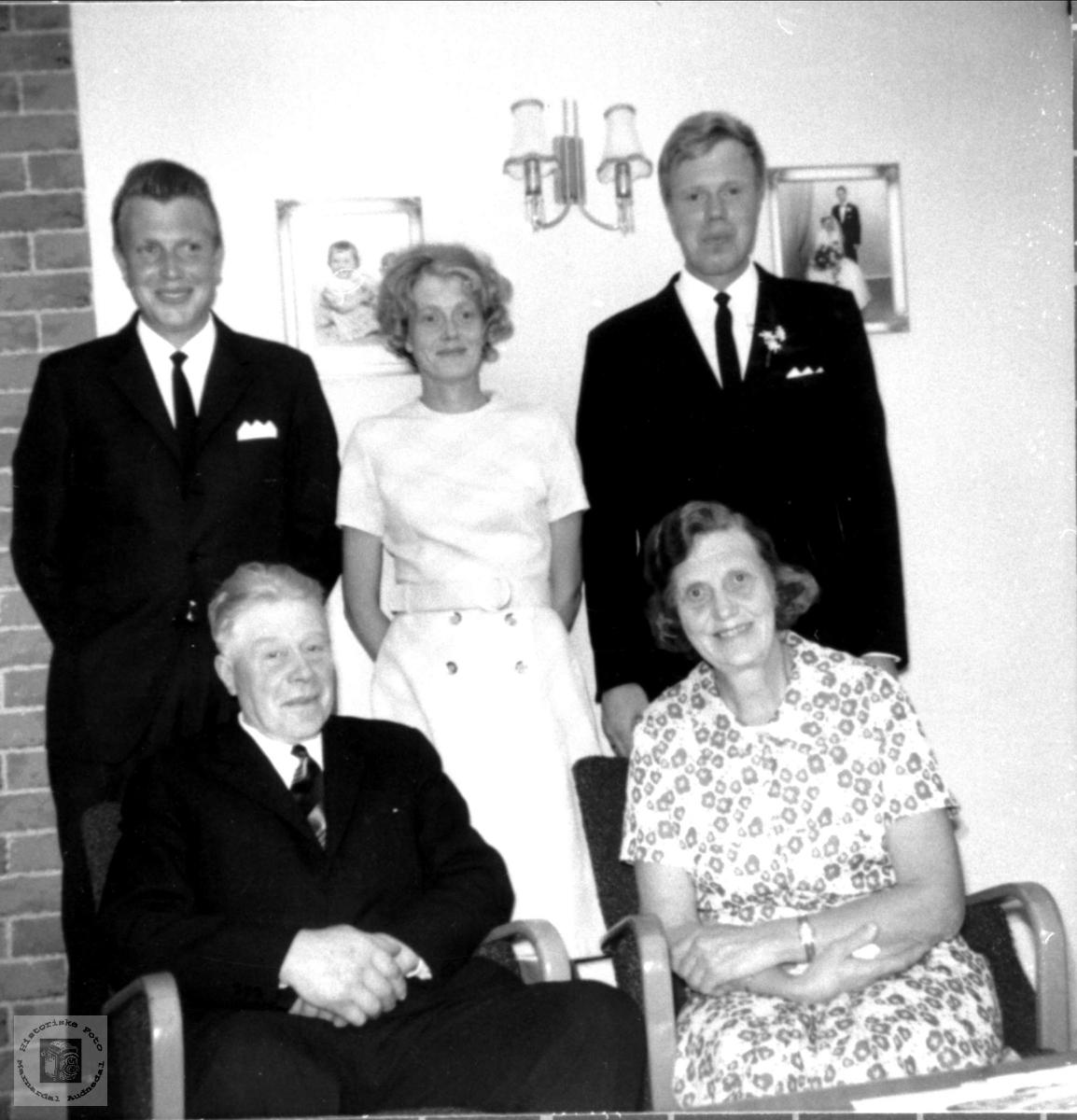 Familien Trygsland