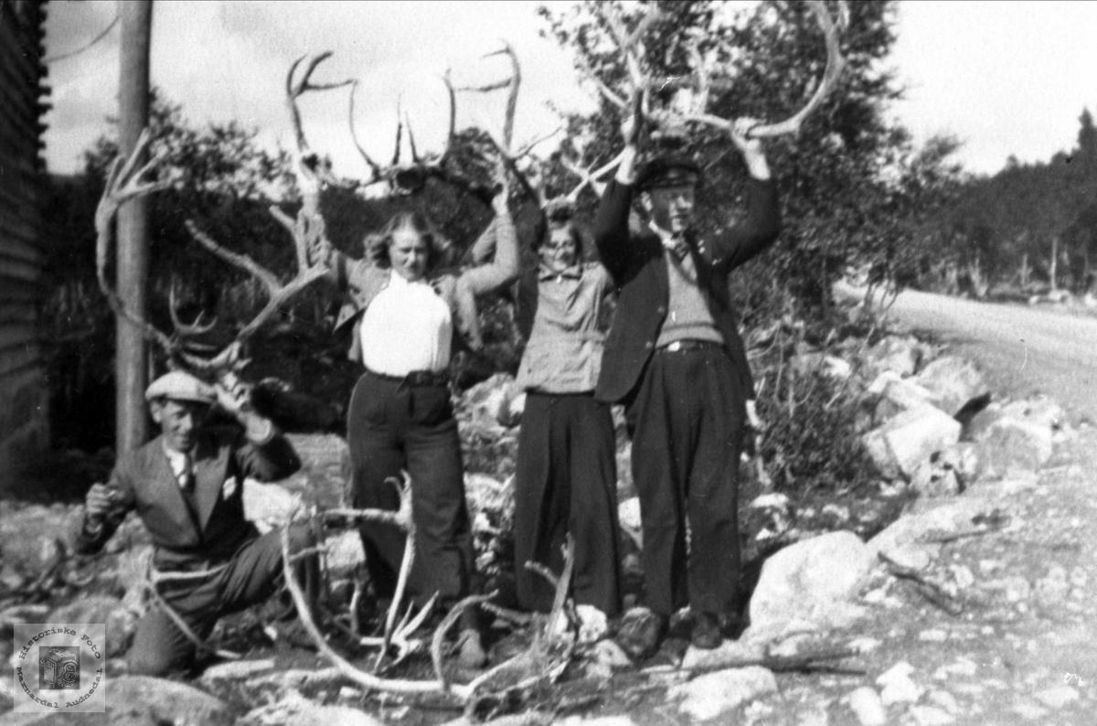 Tur med Bjellands Ungdomslag til Setesdal og Vest-Telemark