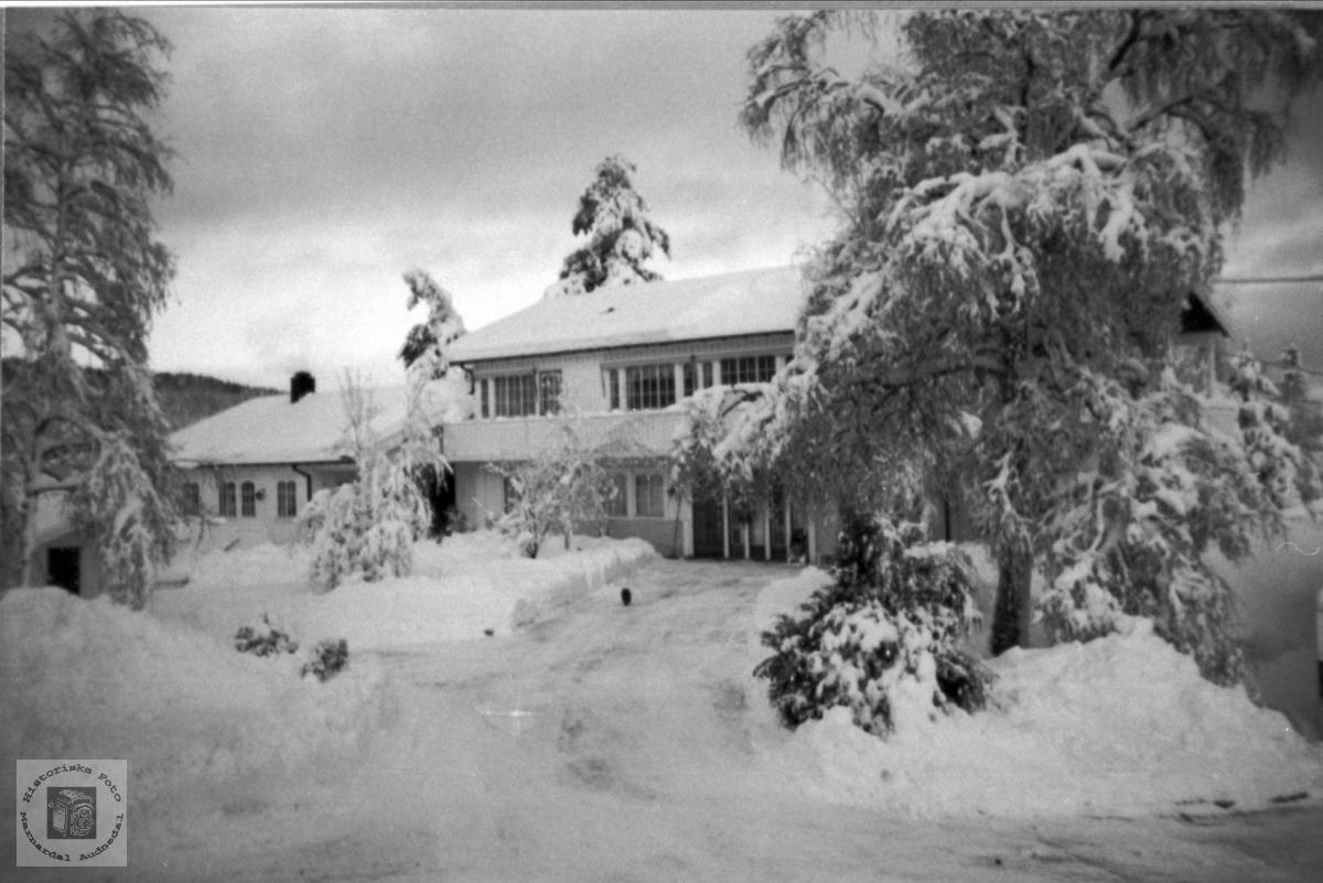 Heimen på Skuland.