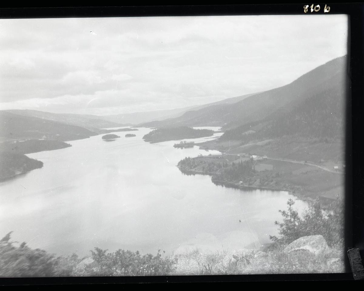 Utsikt over Slidrefjorden