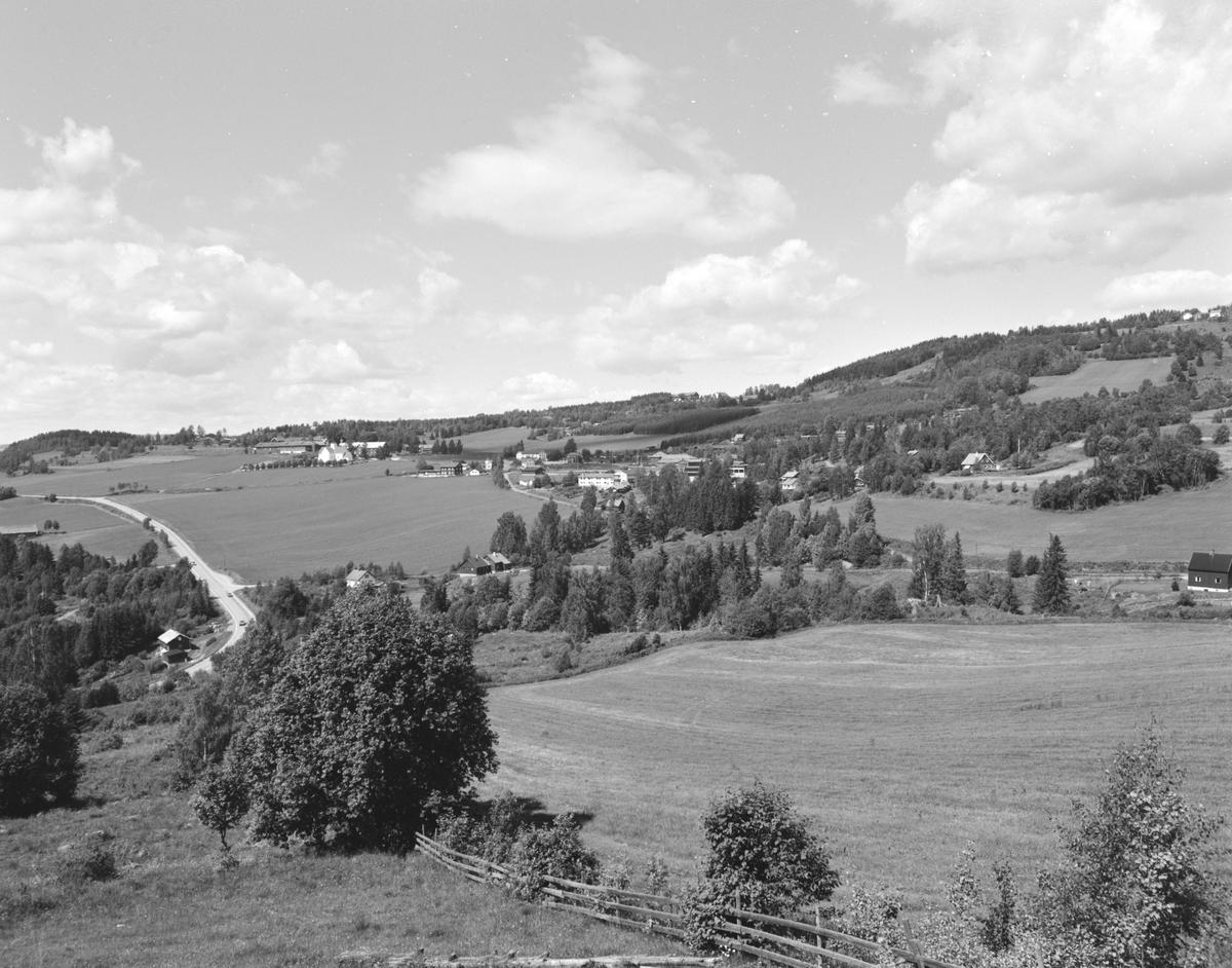 Brøttum, landskap, Hedmark.