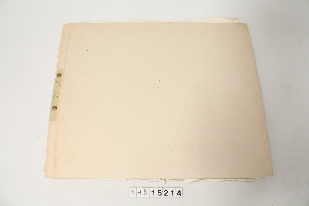 Manifest - M/S Concordia Fjord 1965 og 1966. Blant annet for Voyage no. 701/30 10. februar 1966 fra Marseilles til Mobile, New Orleans, Houston, Baltimore, Philadelpia, New York,