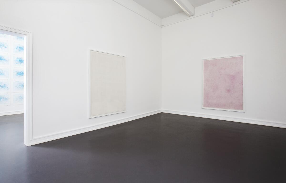 2 A 0. Vilkårlige punkt. Penn: (Sakura) Pigma Micron 01, Archival ink. Colour: Rose. Papirstørrelse: 2A0 (1189×1682 mm). År: 2013. FOTO: Ronny Danielsen (Foto/Photo)