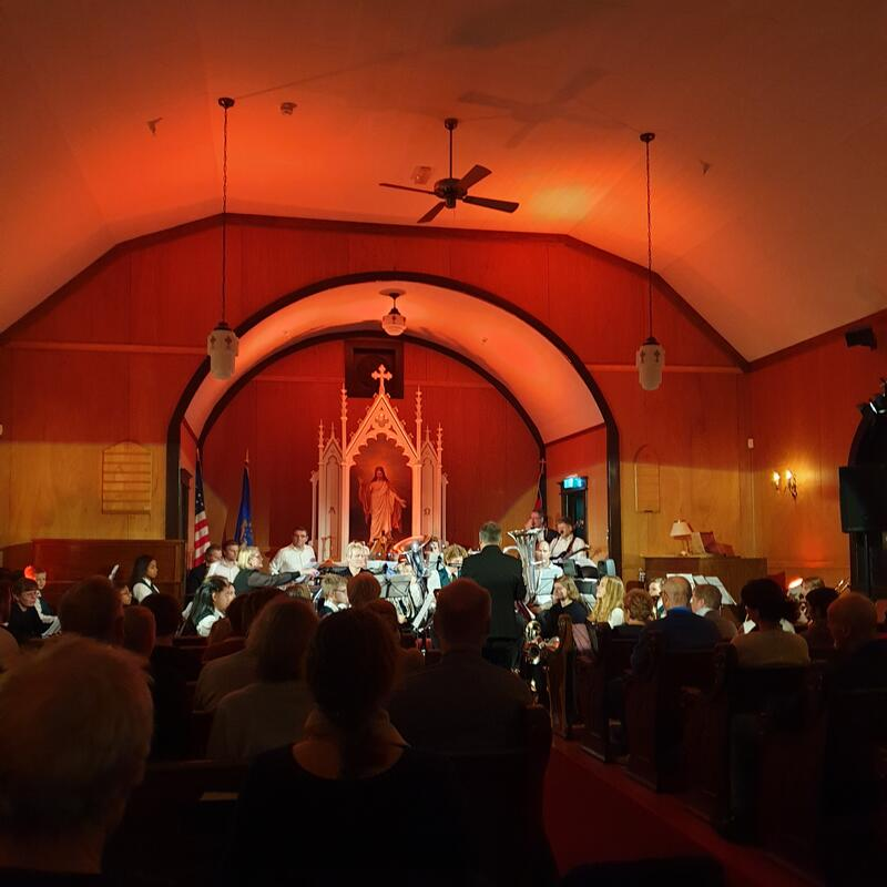 Konsert i kirken (Foto/Photo)