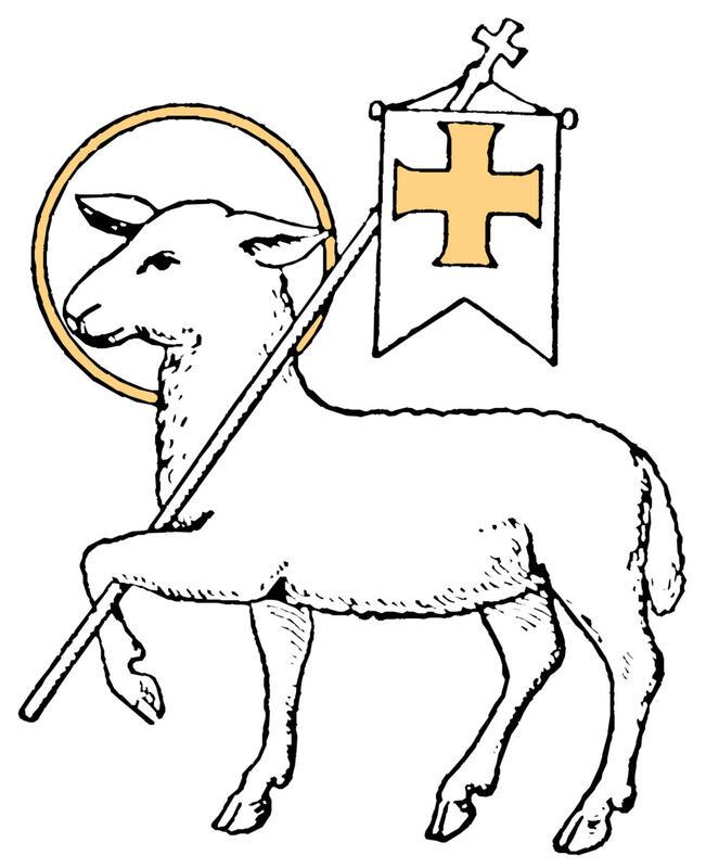 Guds lam med glorie og triumffane (snl.no). (Foto/Photo)