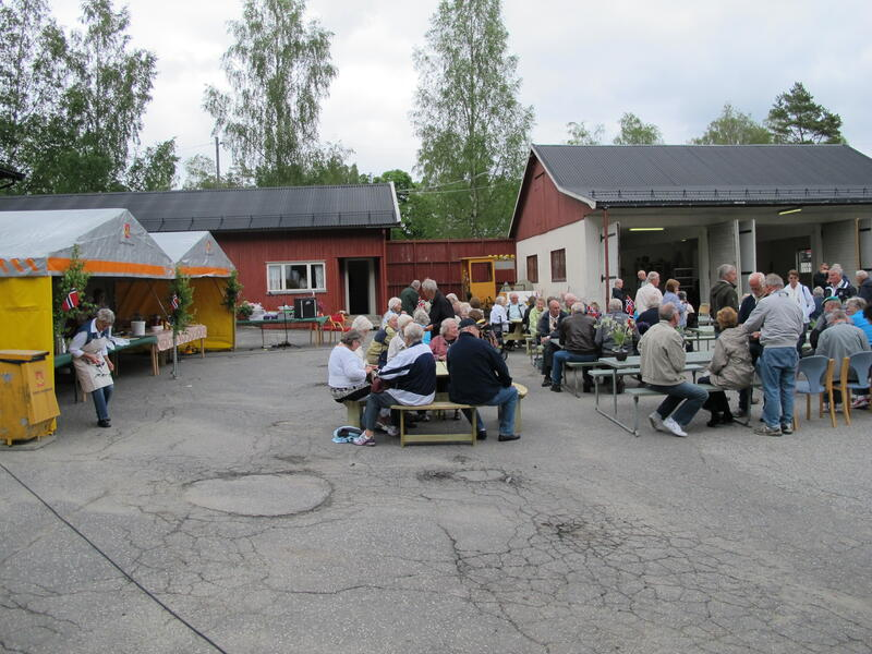 Fra Ørjedagen 2012. Foto: Norsk vegmuseum (Foto/Photo)
