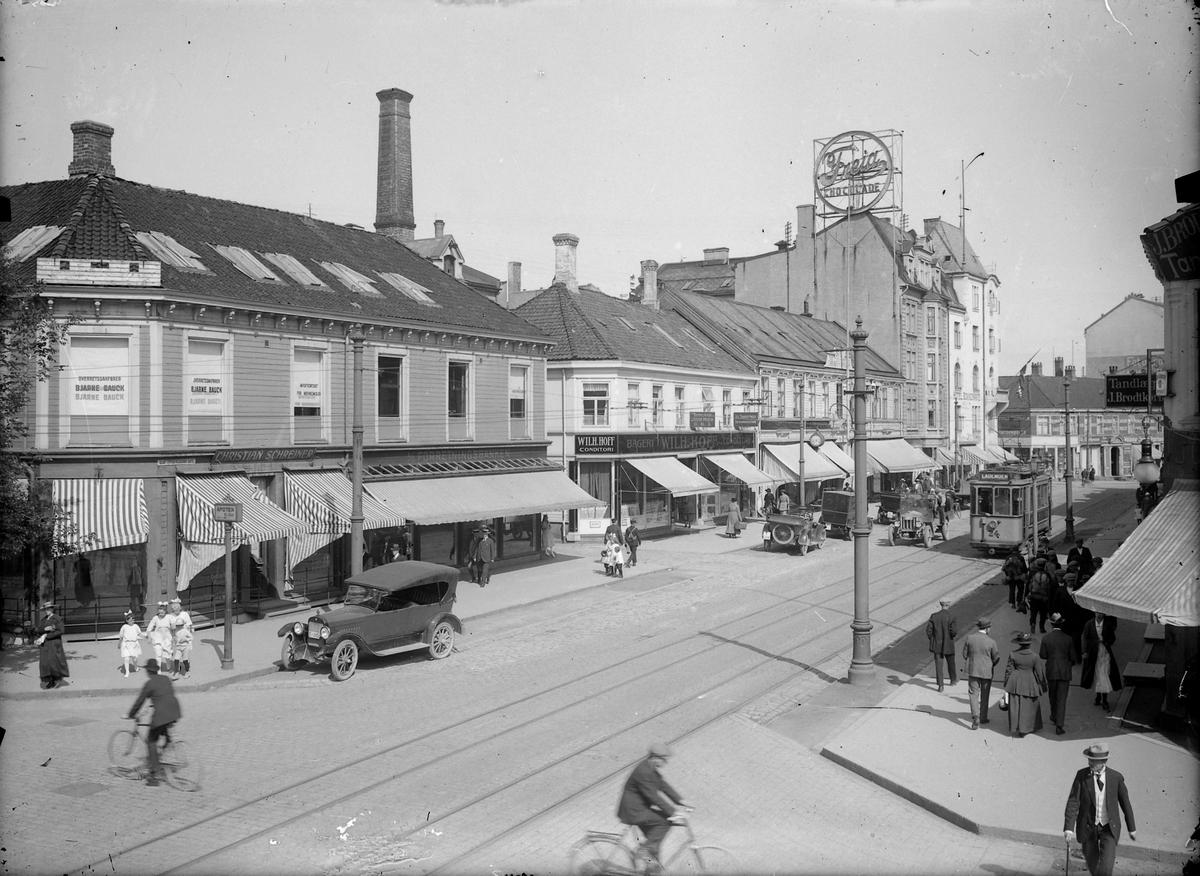 Parti fra Olav Tryggvasons gate