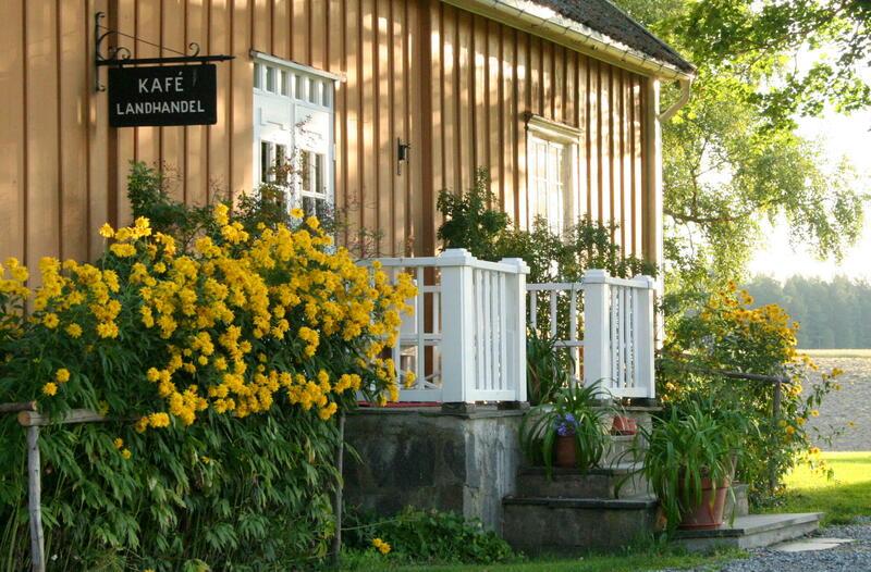 Bed 6 og 7 sørside Gulbygning. Foto/Photo