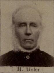 Nattstiger Herman A. Usler (1824-1895) (Foto/Photo)
