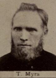 Smed Torsten O. Myhra (1839-1896) (Foto/Photo)