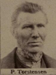 Fyrvarter Paul Torstensen (1827-1903) (Foto/Photo)