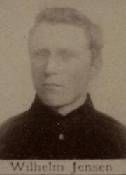 Borhauer Petter Wilhelm Jensen (1856-1925) (Foto/Photo)